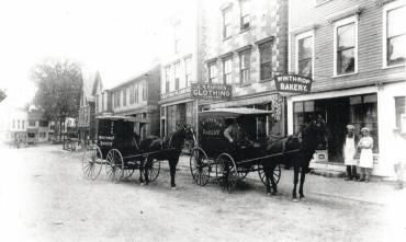 1800s Main Street