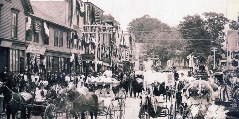 Winthrop Maine Historical Society